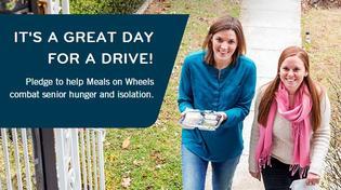 Meals on Wheels America and Subaru launch online volunteer drive to serve more seniors, meet escalating demand